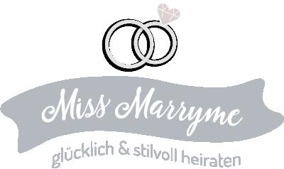 Miss Marryme- glücklich und stillvoll heiraten